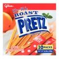 日本GLICO格力高 PRETZ 烘烤脆棒 原味 4包入 180g