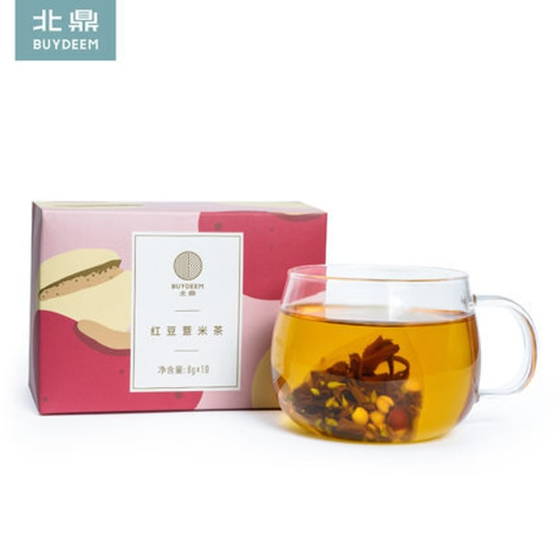 Product Detail - BUYDEEM Red Bean Barley Tea 10 bags - image 0