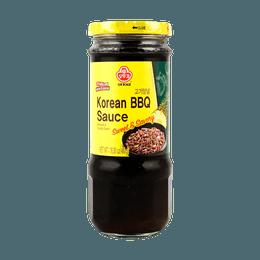 韩国OTTOGI不倒翁 韩国烧烤酱甜咸 480g