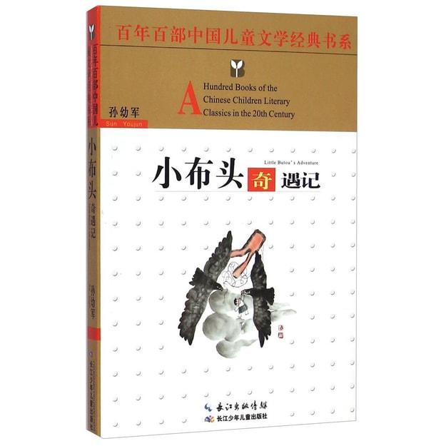商品详情 - 百年百部中国儿童文学经典书系:小布头奇遇记 - image  0