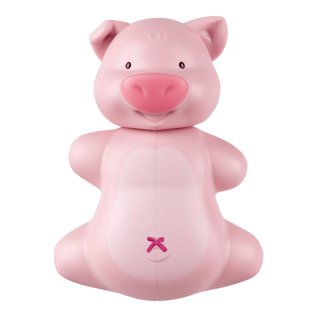 Product Detail - Flipper Animal World Toothbrush Holder Pink Piggy - image 0