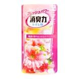 日本ST消臭力 厕所除臭芳香剂 甜蜜花香 400ml