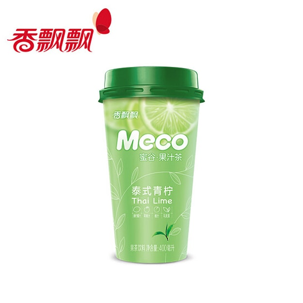 Product Detail - MECO Thai Lime Fruit Tea 400ml - image 0