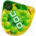 DHL直发【日本直邮】UHA悠哈味觉糖 全天然果汁软糖 青葡萄味  48g