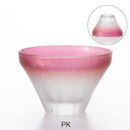 ISHIZUKA GLASS 石塚硝子||FUJIUTSUSHI 可爱富士山酒杯PK||1个