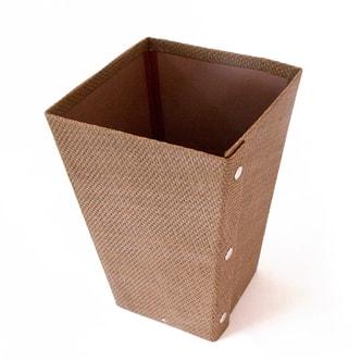 Qbedding Zakka Style Foldable Basket
