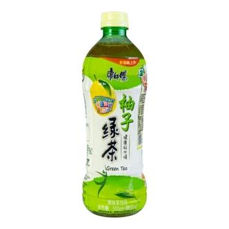 康师傅 柚子绿茶 550ml
