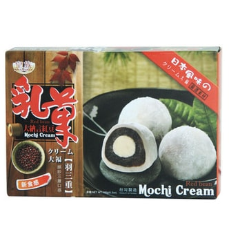 ROYAL FAMILY Japanese Red Bean Mochi 180g