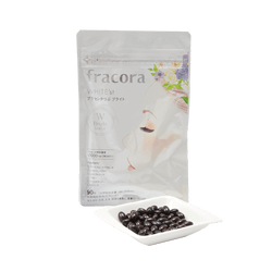 FRACORA WHITE'st Placenta pills 90tablets