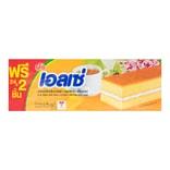 泰国EURO ELLSE 奶油夹心小蛋糕 香草味 26枚入 680.4g