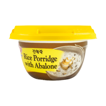 Rice Porridge with Abalone 285g
