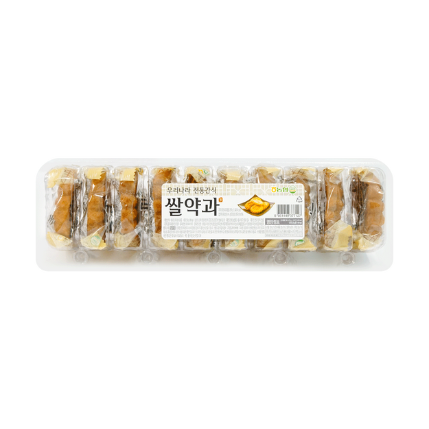 Product Detail - NONGHYUP Korean Style Fried Cookies 350g - image 0