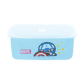 名创优品Miniso 漫威卡通系列 保鲜盒950ml, 美国队长