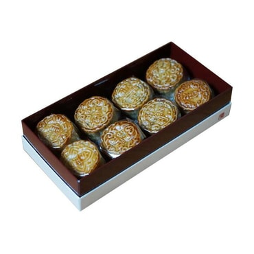 SHINJUKU ENKATEN  Old School Chinese Mooncake 8pc