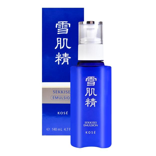 商品详情 - 日本KOSE高丝 雪肌精 美白乳液 140ml  - image  0