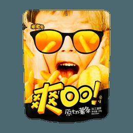 【新品】米老头 原切薯条 原味 100g