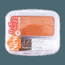 Natural Cheek N18 Rose Beige
