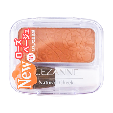 Natural Cheek N18 Rose Beige