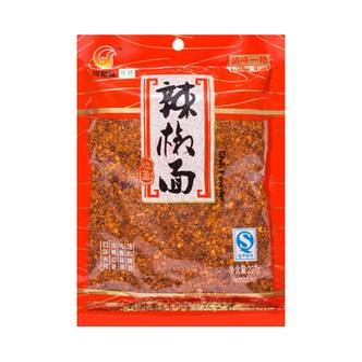 川知味 上等朝天椒辣椒面 227g 四川特产