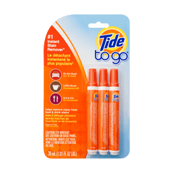 Tide To Go  Stain Remover Pen 3 pieces 30ml