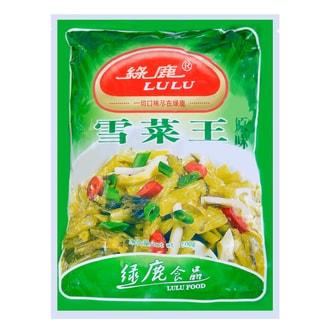 浙江绿鹿 雪菜大王 500g 温州特产