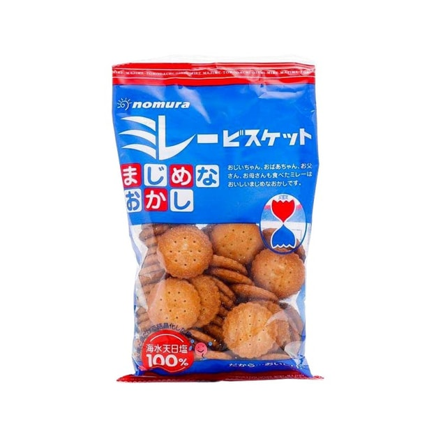 Product Detail - NOMURA Millet biscuits 130g - image 0