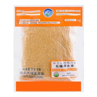 佳禾 天然有机黄小米 454g USDA认证