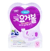 ILDONG Baby Finger Yogurt Snack Blueberry Yogurt 20g 12M+