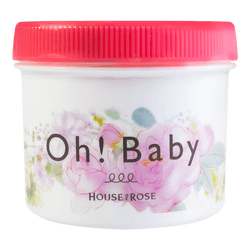 HOUSE OF ROSE Oh! Baby Rose Body Scrub Limited Edition 350g