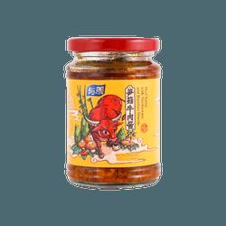 与美 笋菇牛肉酱 230g