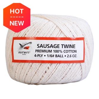 GREAT WHITE 纯棉手工自制包裹粽子线