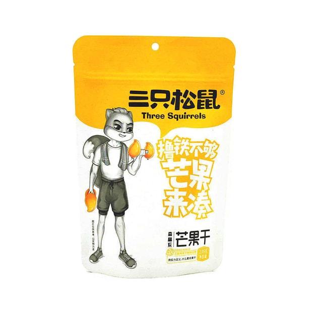 商品详情 - 三只松鼠 芒果干  106g - image  0
