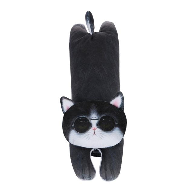 Product Detail - Creative Dog Car Seat Belt Set Car Accessories Interior Sunglasses Cat B 1pc - image 0