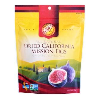 美国BIGCAL比格家 阳光干果系列 加州米逊无花果干 无糖无添加 170g