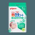 日本贝亲 新生儿婴儿宝宝 婴儿退热贴 12枚入