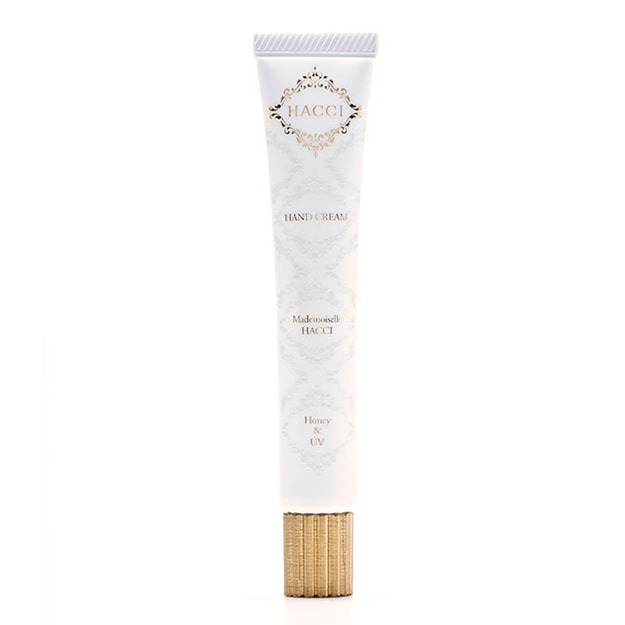 Product Detail - JAPAN HACCI honey handcream Mademoiselle 25g - image 0