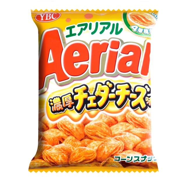 商品详情 - 日本YBC AERIAL 四层酥心脆 香浓奶酪味 70g - image  0