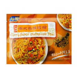 YUMEI Curry Flavor Authentic Thai Noodle 165g