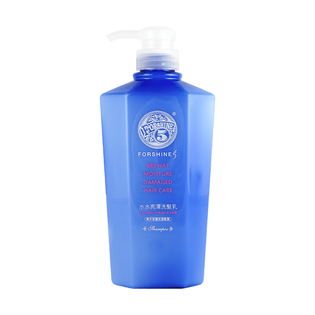 Product Detail - Moisture Damaged Hair Care Shampoo 550ml - image  0