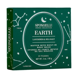 SPONGELLE Zodiac Collection Earth Lavender & Sea Salt 85g