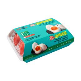 光阳 红油熟咸蛋 XL超大粒 6只装 420g
