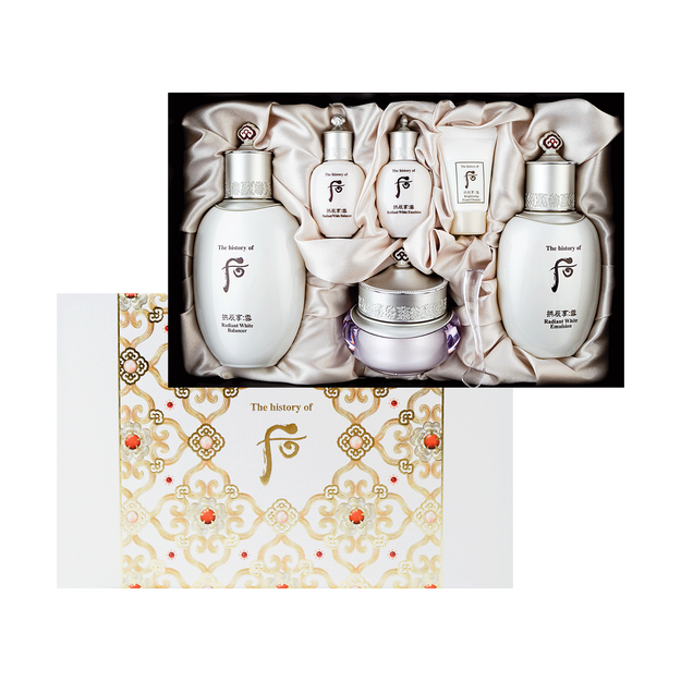 Product Detail - THE HISTORY OF WHOO Gong Jin Hyang Seol Brightening Special Set - image 0