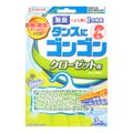 【日本直邮】KINCHO金鸟 衣物防虫驱螨片 无香味  一年防虫 3个入