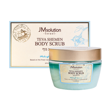 JM SOLUTION TEVA SHEMEN Body Scrub Jamine 320g