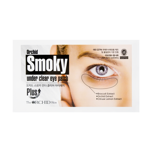 Product Detail - THE ORCHID Smoky Under Youth Eye Patch 10pcs - image 0