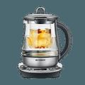 Kettle Cooker, Health-Care Beverage Maker, Tea Maker with Schedule Timer, K2973, 1.5 L, Black