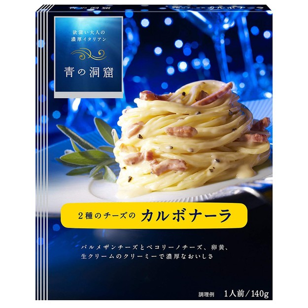 Product Detail - JAPAN NISSHIN FOODS AODO Pasta sauce Carbonara 140g - image 0