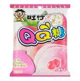WANT WANT QQ Soft Candy Peach Flavor 70g