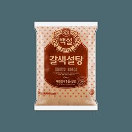 韩国CJ希杰 特选红糖 1000g