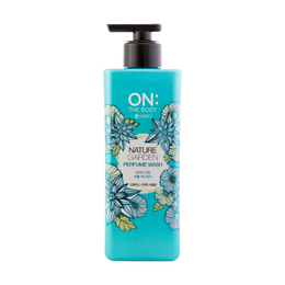 ON THE BODY Nature Garden Body Wash 500g